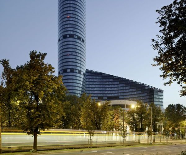 fot aluprof sky tower wroclaw aluminium profile budownic