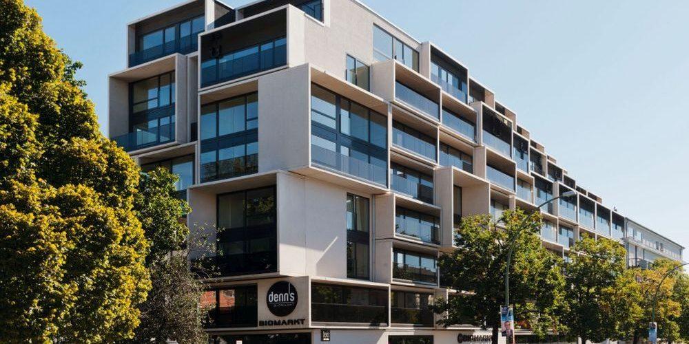 Paragon Apartments Berlin 1